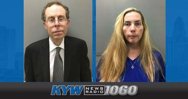 Larry Weinstein and Kelly Drucker