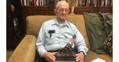 Former Marine John Murach