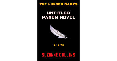 "The new untitled ""Hunger Games"" novel"