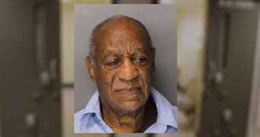 Bill Cosby's mugshot upon beginning his sentence with the Pennsylvania Department of Corrections