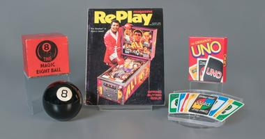 The 2018 inductees into the Toy Hall of Fame include the Magic 8 Ball, Uno, and pinball.
