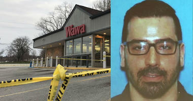 Brian Kennedy is accused of killing his ex-wife at a Wawa in Radnor Township.