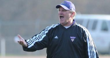 West Chester head coach Bill Zwaan