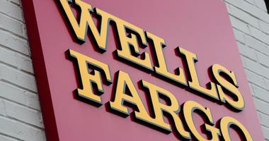 Wells Fargo bank location in Philadelphia.