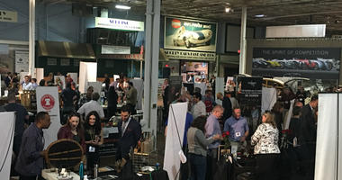 American Whiskey Convention in South Philly
