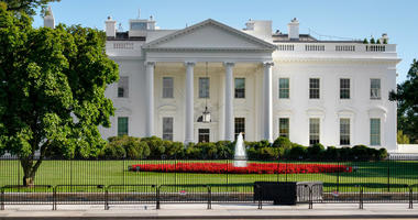 The White House in