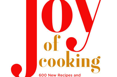 "This cover image released by Simon and Schuster shows the cover image for a new edition of ""Joy of Cooking,"" which will be available in the fall. (Simon and Schuster via AP)"