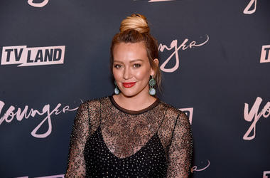"""Hilary Duff attends the """"Younger"""" Season 5 Premiere Party at Cecconi's Dumbo on June 4, 2018 in Brooklyn, New York. (Photo by Jamie McCarthy/Getty Images)"""