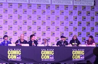 Comic-Con 2018 Panel - From the Bridge