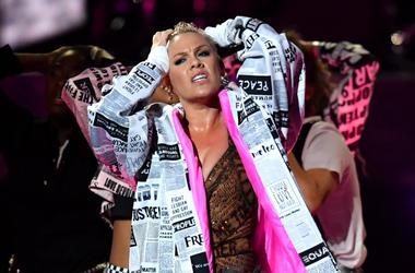 """Pink releases official music video for """"Walk Me Home"""""""
