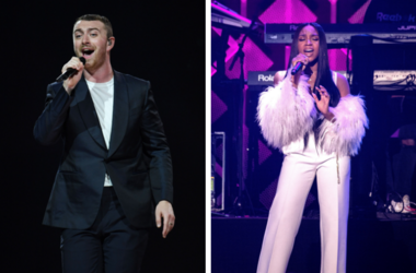 Sam Smith and Normani