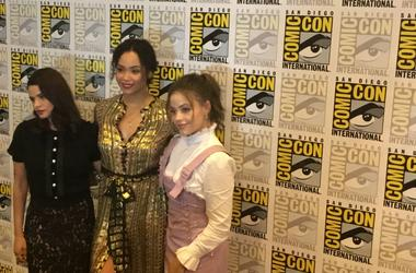 Charmed Cast at Comic Con 2018