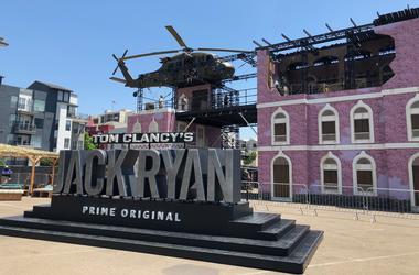 Comic Con 2018 Jack Ryan Experience