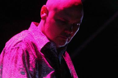 Billy Corgan of the Smashing Pumpkins