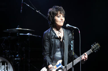 Joan Jett performs at the 2nd Annual National Concert Day Show