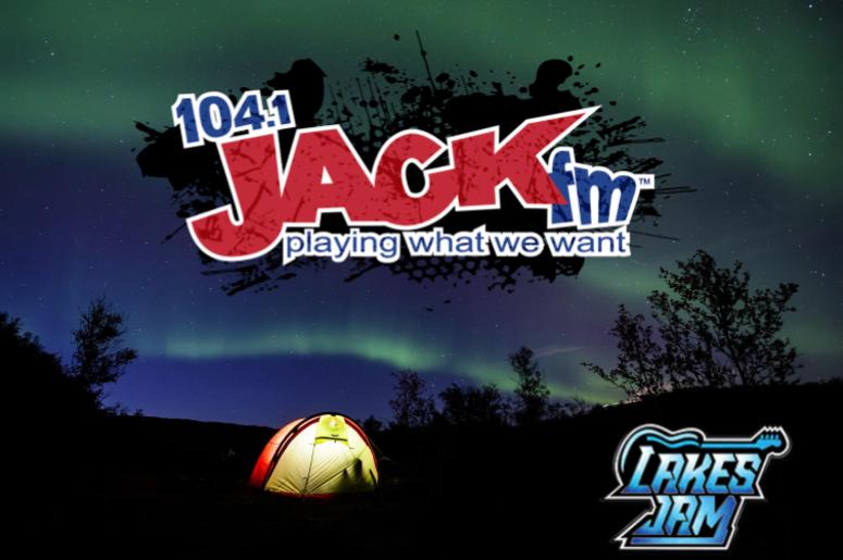 Lakes Jam 104.1 JACKfm