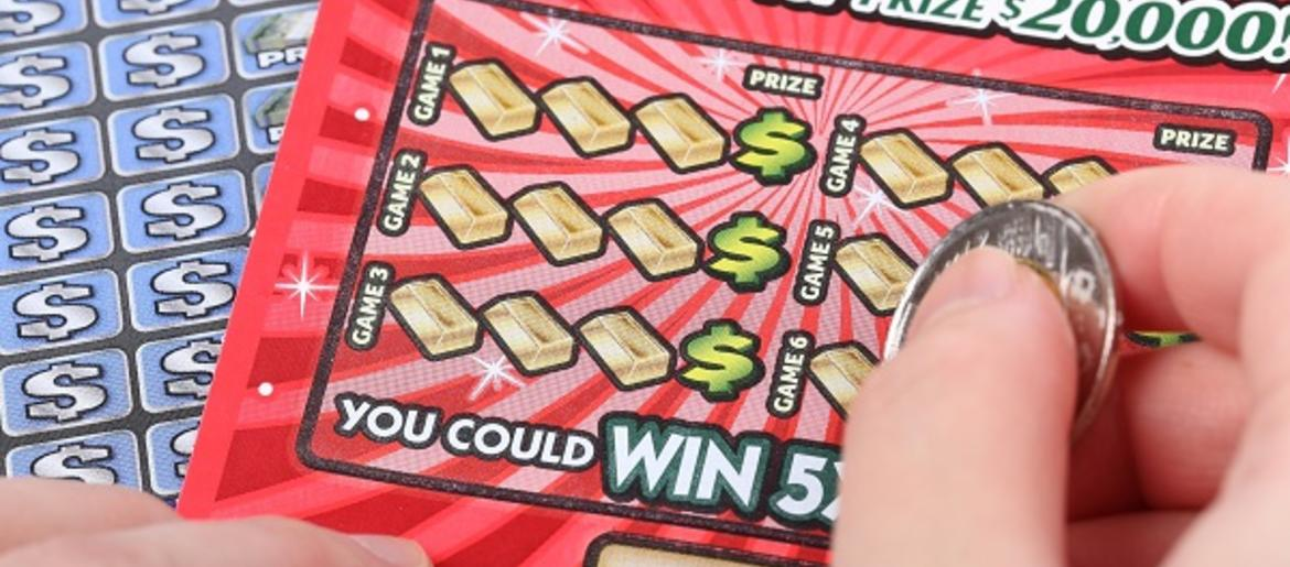 Dorchester Woman Wins $10 Million on Scratch Ticket! | MAGIC 106 7
