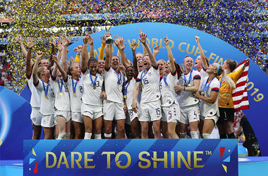 HIGHLIGHTS: USA Women's Team Scores Back-To-Back World Cup Championships