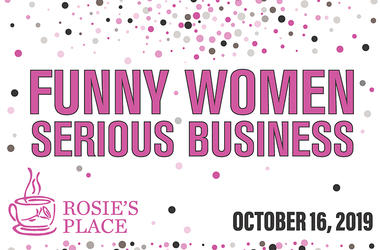 Funny Women...Serious Business