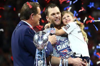 Tom Brady Trophy