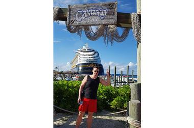 Chris Shine Castaway Cay