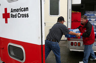 American Red Cross Relief