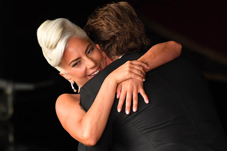 Did Lady Gaga & Bradley Cooper Almost Kiss During