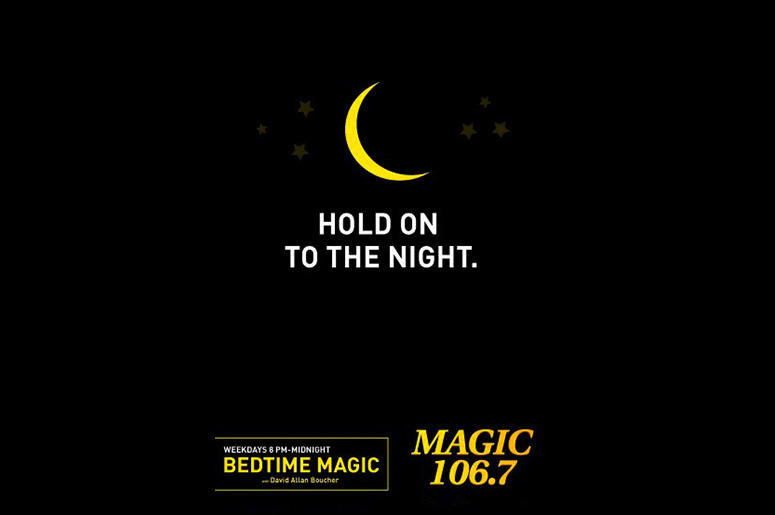Bedtime MAGIC 775