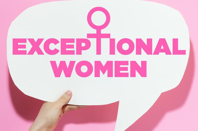 Exceptional Women Logo