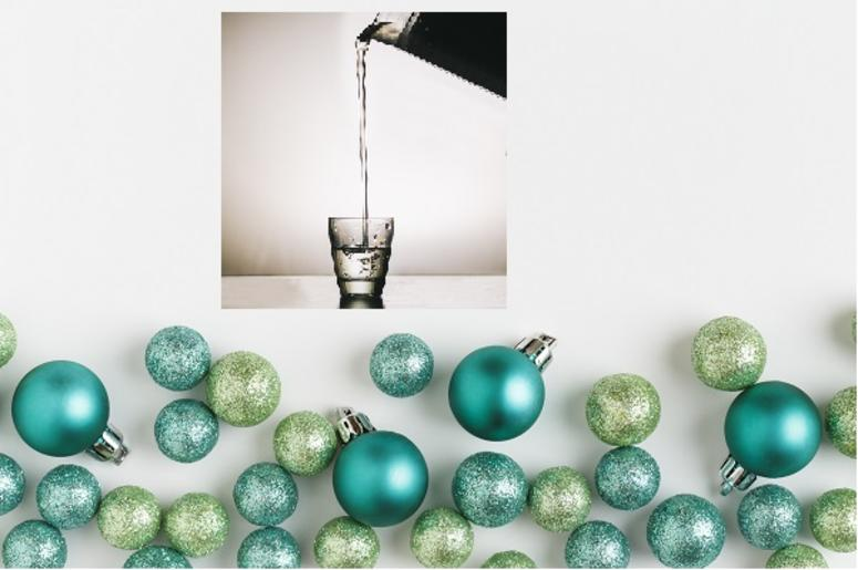 Smirnoff Created Holiday Ornaments       Filled With Vodka