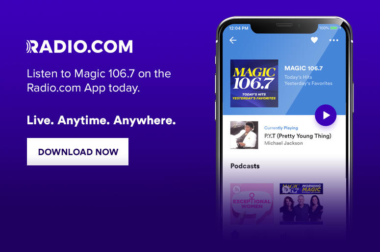 Where's my MAGIC Music? | MAGIC 106 7