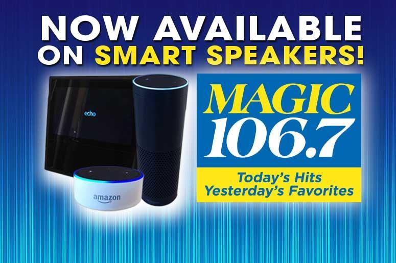 MAGIC Smart Speaker