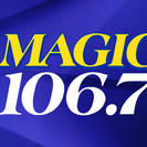 New MAGIC 106.7 Logo