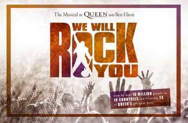 We Will Rock You - The Musical - H-E-B Center at Cedar Park