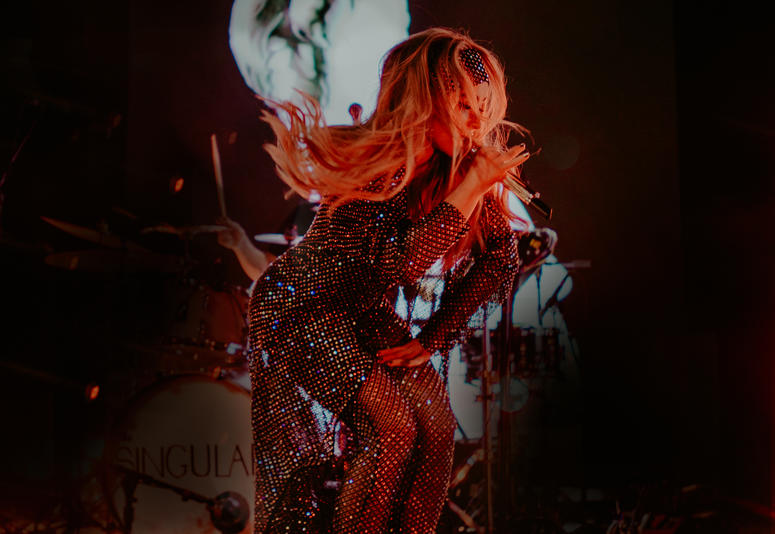 Sabrina Carpenter Performs at Irving Plaza, NYC