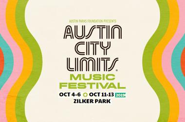 The 2019 Austin City Limits Music Festival