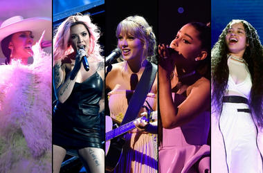 Billboard Music Awards: Cardi B, Halsey, Taylor Swift, Ariana Grande, Ella Mai