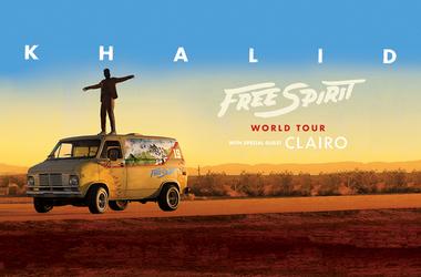 Khalid - Free Spirit World Tour - San Antonio