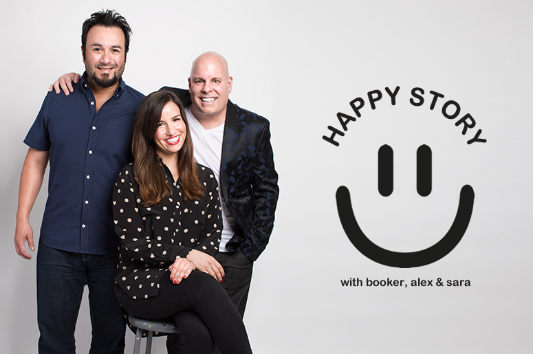 Happy Story with Booker, Alex and Sara - Mix 94.7 Austin