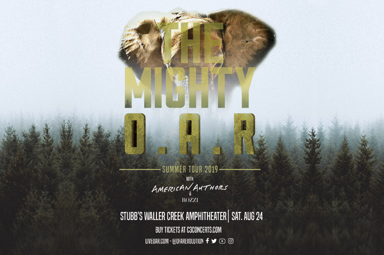 The Mighty O.A.R.