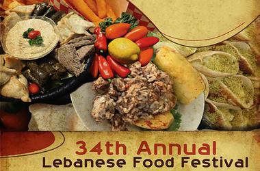 Lebanese Food Festival