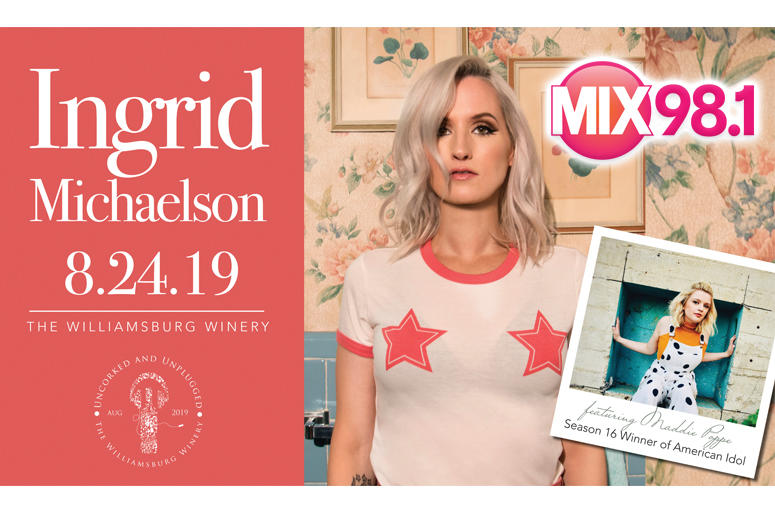 Mix 98 1 FM - Richmond Adult Contemporary Music - WTRV-FM | Radio com