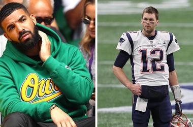 Tom Brady, Drake