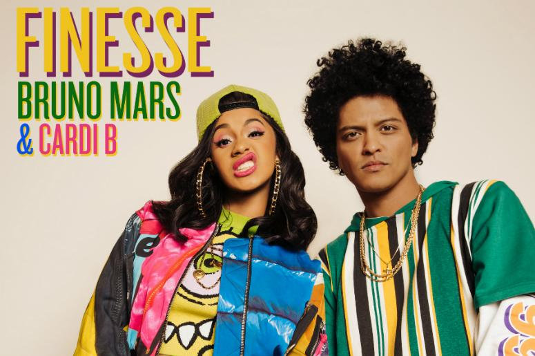 Bruno Marrs Drops 'Finesse' Remix Featuring Cardi B