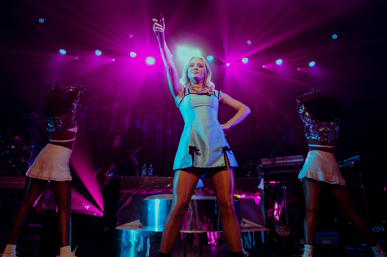 Zara Larsson finishes the Don't Worry Bout Me Tour at Union Transfer in Philadelphia, PA
