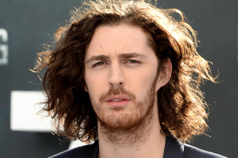 Hozier attending The Legend of Tarzan European Premiere