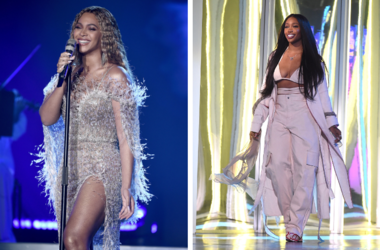 Beyonce and SZA