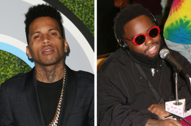07 December 2017 - West Hollywood, California - Kid Ink. 2017 GQ Men of the Year Party held at Chateau Marmont. / 24hrs at day 2 of the Radio Broadcast Center, sponsored by Sprite, during the 2017 BET Awards at Microsoft Square on June 24, 2017 in Los Ang