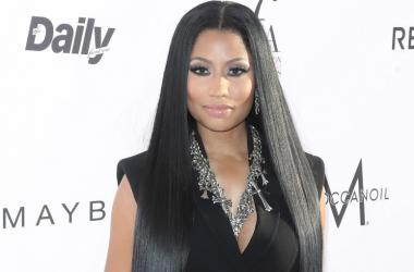WEST HOLLYWOOD, CA - APRIL 2: Nicki Minaj at The Daily Front Row's Third Annual Fashion Los Angeles Awards