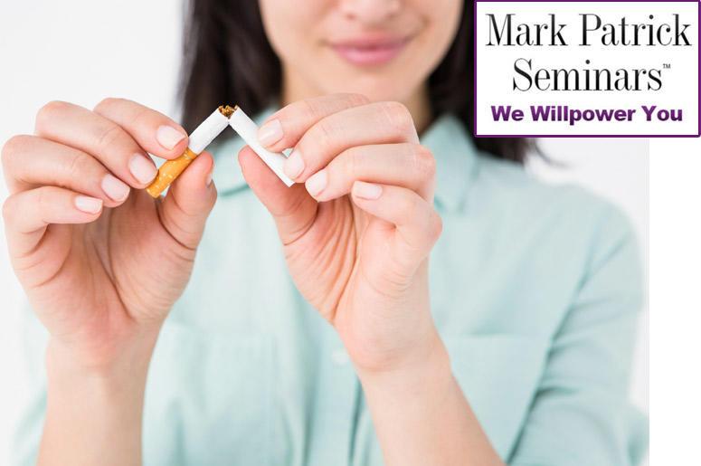 Mark Patrick Seminars: Stop Smoking Seminar With Hypnosis | Power